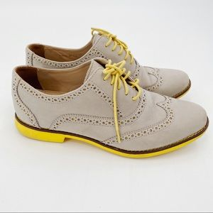 Cole Haan Gramercy Oxford shoes grey